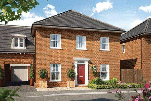 4 Bedrooms Link Detached House for sale in Plot 10 Grace Park, Lakenham, Norwich, NR1