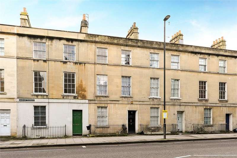 1 Bedroom Flat for sale in Albion Terrace, Bath, Somerset, BA1