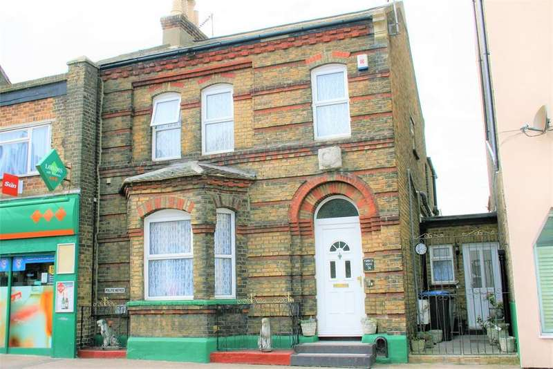 3 Bedrooms End Of Terrace House for sale in Ramsgate