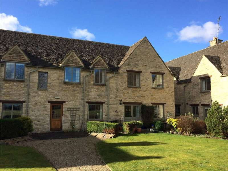 2 Bedrooms Retirement Property for sale in Prebendal Court, Station Road, Shipton-under-Wychwood, Oxfordshire, OX7