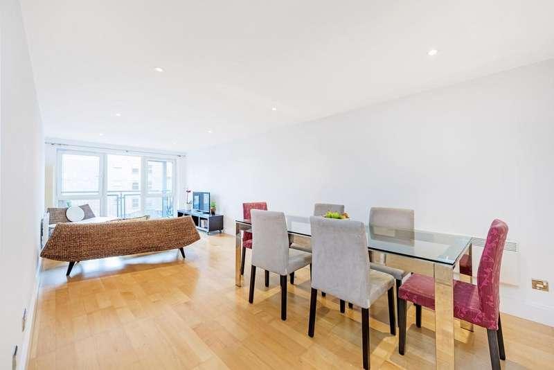 2 Bedrooms Flat for sale in Vauxhall Bridge Road, SW1V