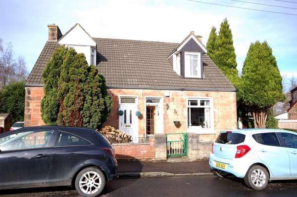3 Bedrooms Semi-detached Villa House for sale in 5 Hutchinson Place, Cambuslang, Glasgow, G72 8XX
