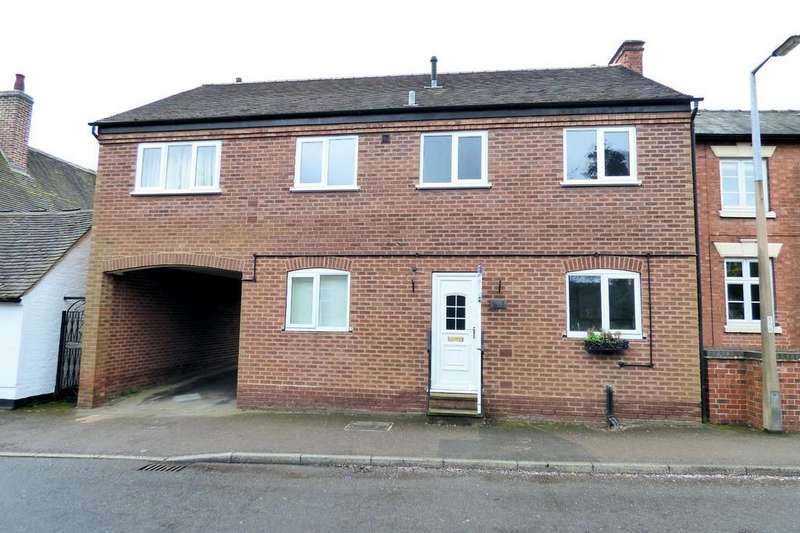 2 Bedrooms Apartment Flat for sale in Main Street, Barton Under Needwood