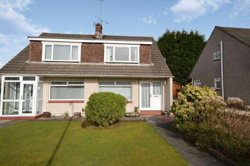 3 Bedrooms Villa House for sale in 22 Menteith Avenue, Bishopbriggs, Glasgow, G641BE