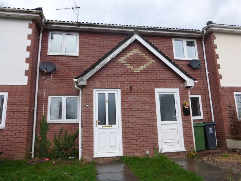 1 Bedroom Terraced House for sale in Meadowsweet Drive, St. Mellons, Cardiff