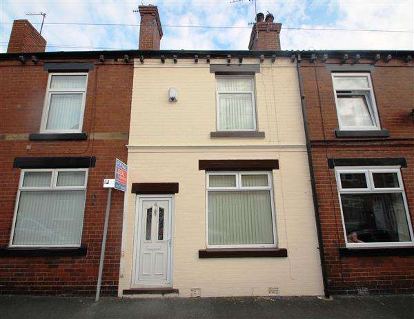 2 Bedrooms Terraced House for sale in Edna Street, South Elmsall
