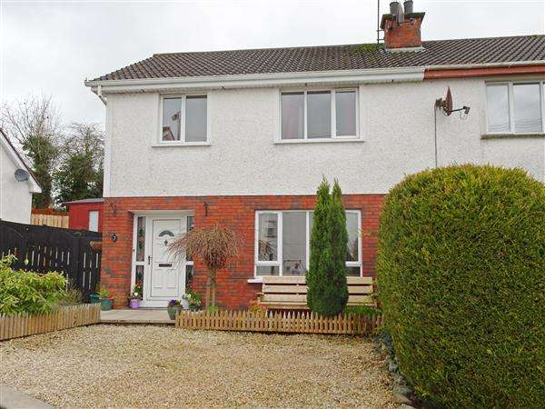 3 Bedrooms Semi Detached House for sale in 7 Abbey View