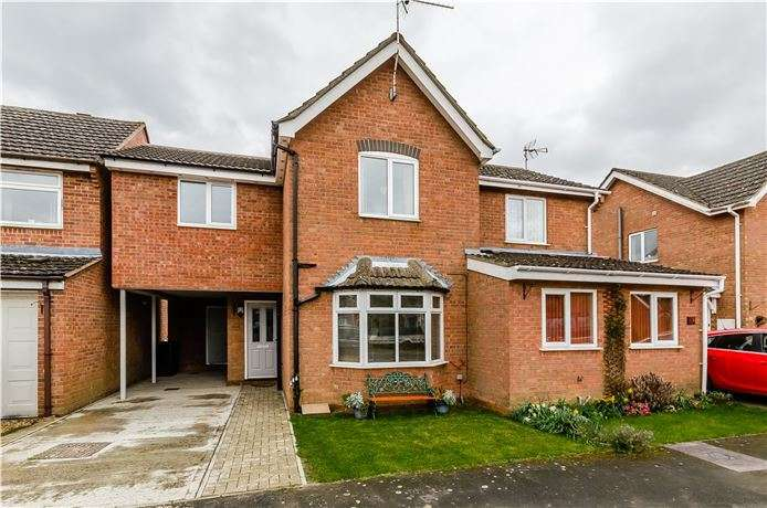 3 Bedrooms Semi Detached House for sale in Kiln Close, Little Downham, Ely