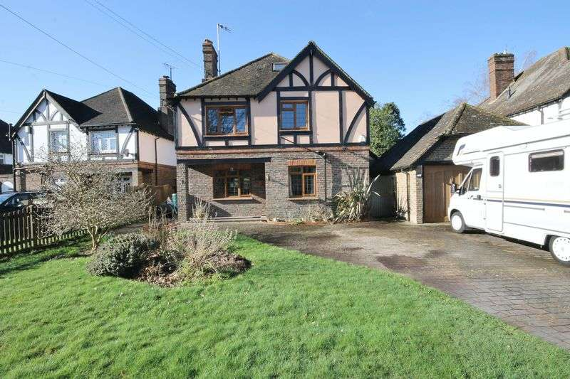 4 Bedrooms Detached House for sale in Janes Lane, Burgess Hill, West Sussex