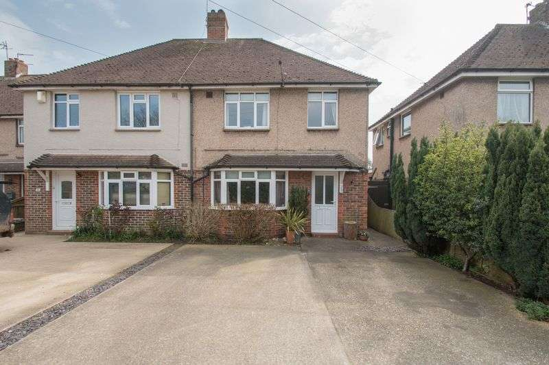 3 Bedrooms Semi Detached House for sale in Bridge Road, Chichester