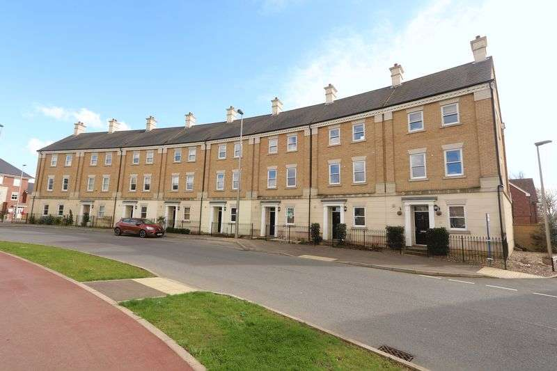 4 Bedrooms House for sale in Rowditch Furlong, Milton Keynes