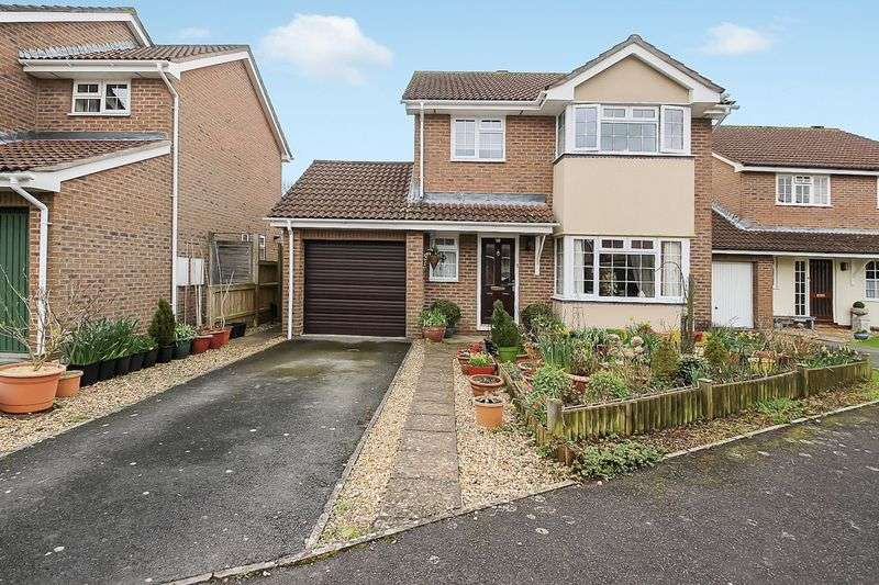 4 Bedrooms Detached House for sale in Palmers Road, Glastonbury