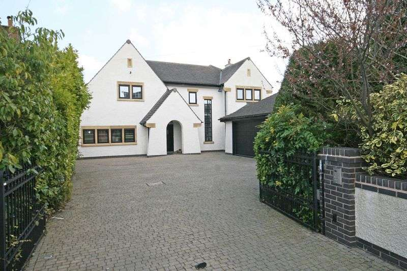 5 Bedrooms Detached House for sale in Hardhorn Road, Poulton-Le-Fylde - NO CHAIN