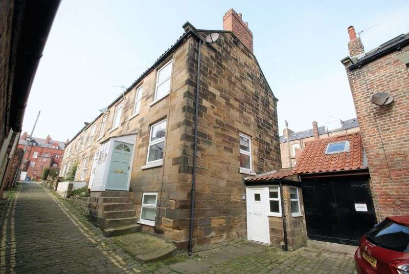 4 Bedrooms Terraced House for sale in Clarence Place, Whitby