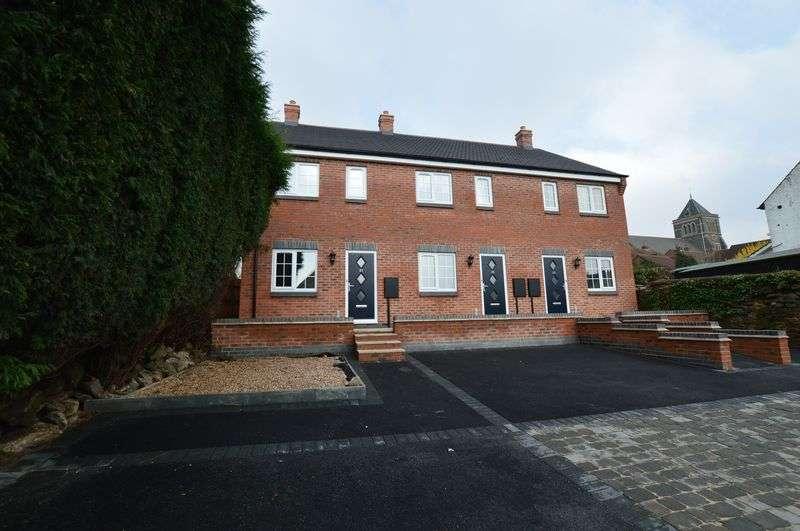 2 Bedrooms Mews House for sale in Dennis Street, Hugglescote