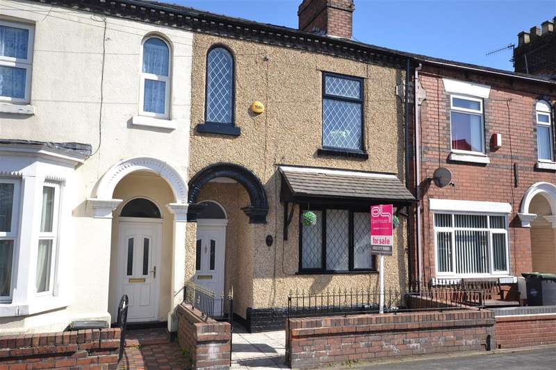 2 Bedrooms Terraced House for sale in North West Terrace, Smallthorne, Stoke On Trent