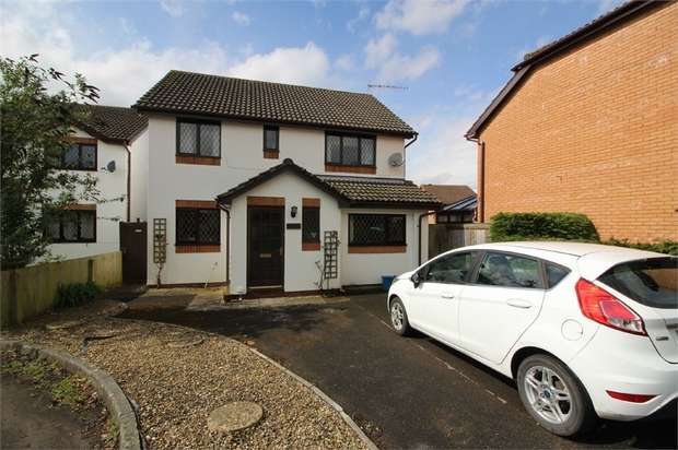 4 Bedrooms Detached House for sale in Hastings Close, Ysbytty Fields, ABERGAVENNY, Monmouthshire