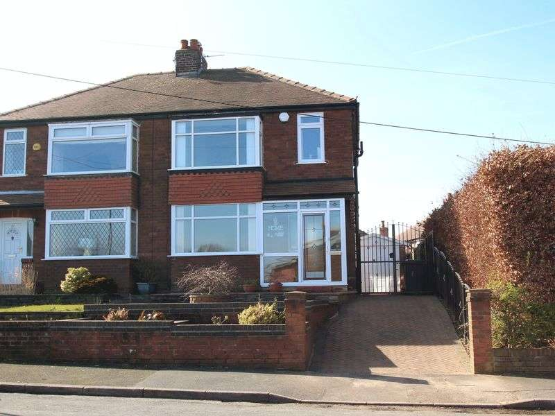 3 Bedrooms Semi Detached House for sale in Gloucester Road, Gee Cross