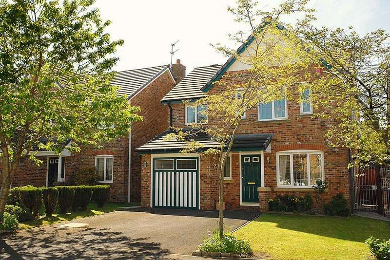 4 Bedrooms Detached House for sale in 24 Wrenbury Drive, Rochdale