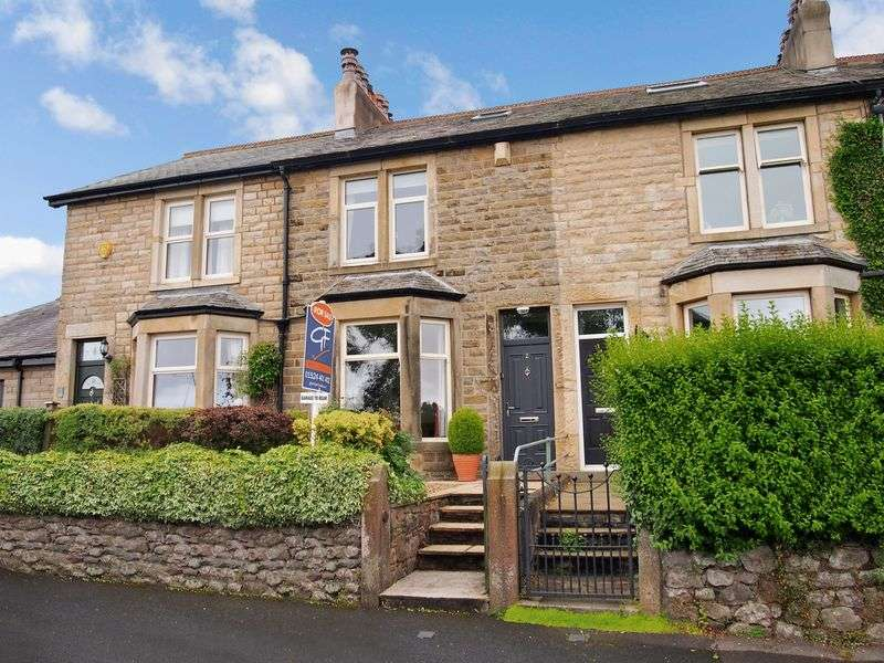 2 Bedrooms Terraced House for sale in Grange View, Bolton Le Sands, Lancaster