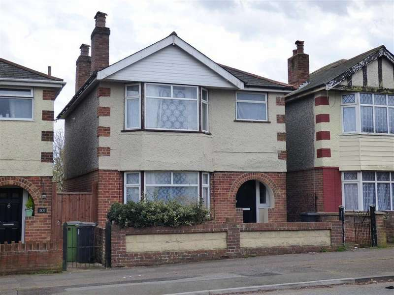 3 Bedrooms House for sale in Wimborne Road, Bournemouth, Dorset