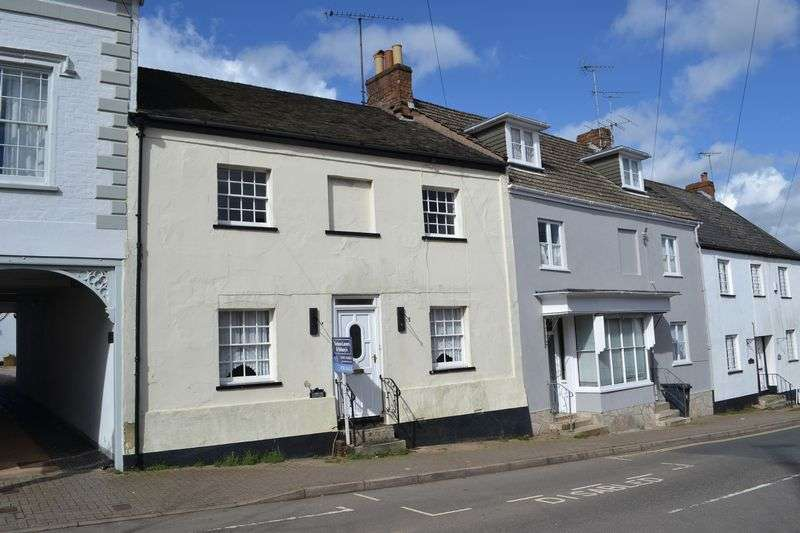4 Bedrooms Cottage House for sale in Fore Street, Sidbury