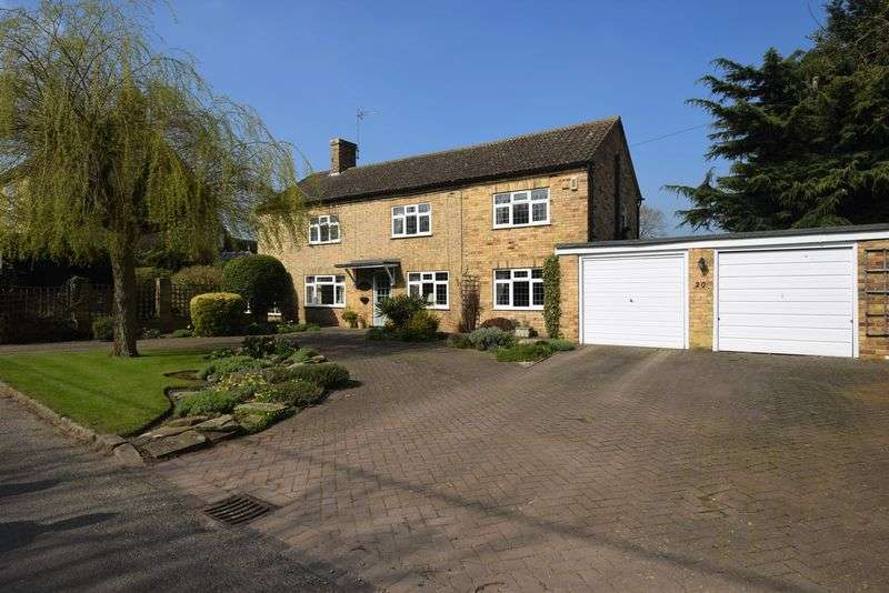 4 Bedrooms Detached House for sale in Mandeville Cottage, Wingfield