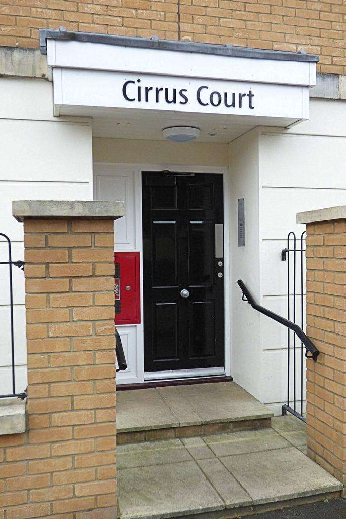 2 Bedrooms Apartment Flat for sale in Cirrus Court, 184 St. Mary's Lane, Upminster RM14