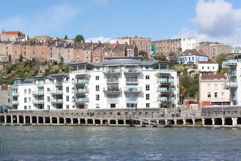 3 Bedrooms Penthouse Flat for sale in Hotwell Road, Bristol