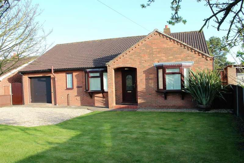 3 Bedrooms Detached Bungalow for sale in Burgh Road, Friskney, Boston
