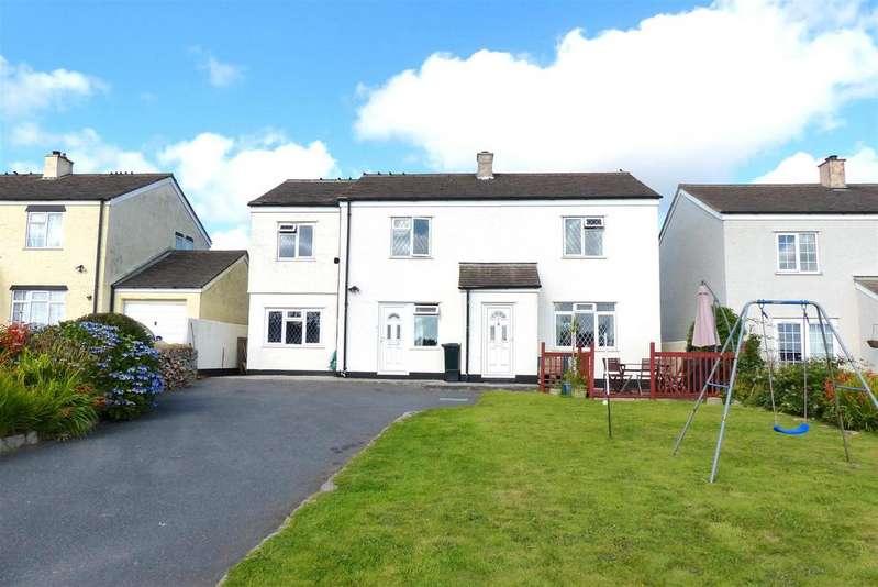 5 Bedrooms Detached House for sale in Longdowns, Penryn