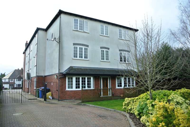 2 Bedrooms Apartment Flat for sale in Walsall Road, Sutton Coldfield