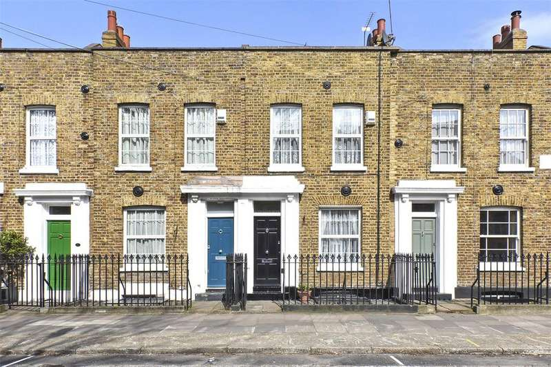 3 Bedrooms House for sale in Salmon Lane, London, E14