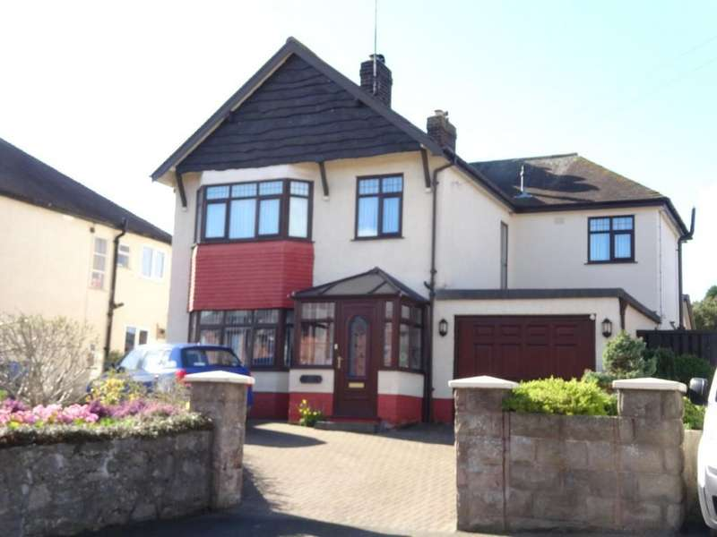 4 Bedrooms Detached House for sale in Rhuddlan, Denbighshire
