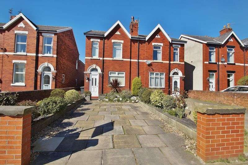2 Bedrooms Semi Detached House for sale in Lytham Road, Southport