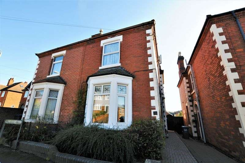 4 Bedrooms Semi Detached House for sale in Malvern Street, Stapenhill