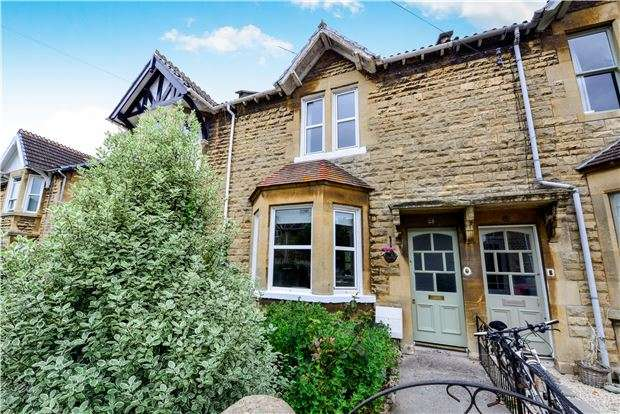 3 Bedrooms Terraced House for sale in Forester Avenue, BATH, Somerset, BA2