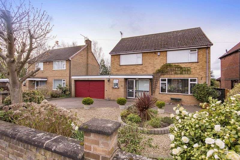 4 Bedrooms Detached House for sale in STATION ROAD, BORROWASH