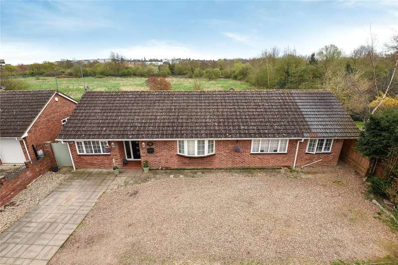 4 Bedrooms Detached Bungalow for sale in Church Road, Uxbridge, Middlesex, UB8