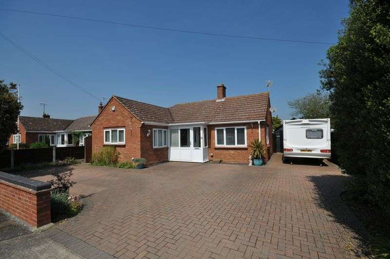 2 Bedrooms Detached Bungalow for sale in Lawns Close, West Mersea