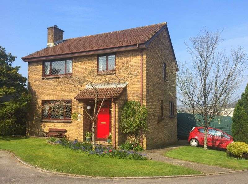4 Bedrooms Detached House for sale in Trelawney Rise, Callington