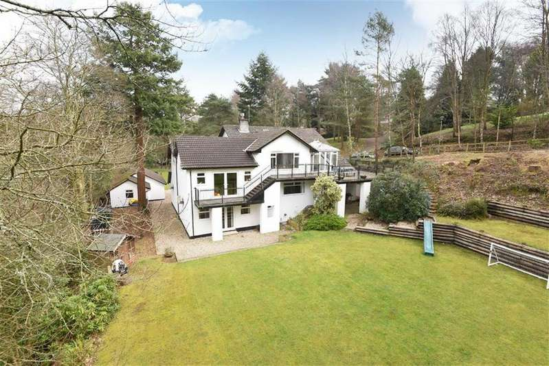5 Bedrooms Detached House for sale in Birch Grove, West Hill, Ottery St Mary, Devon, EX11