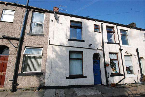 2 Bedrooms Terraced House for sale in Clegg Street, Littleborough