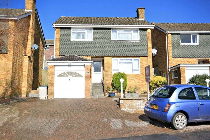4 Bedrooms Detached House for sale in Southlands Drive, Timsbury