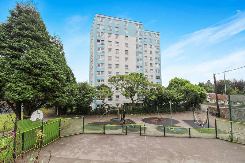 2 Bedrooms Flat for sale in Park House Bridge Road, St. Austell, PL25