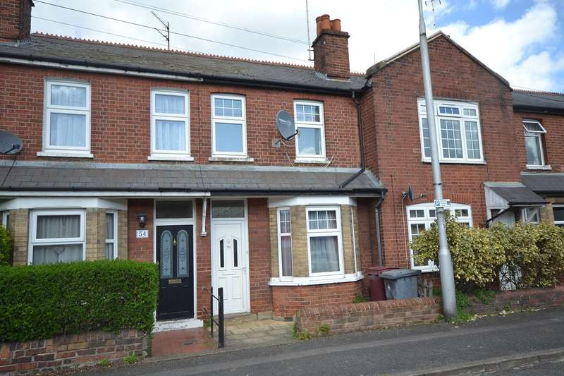 3 Bedrooms Terraced House for sale in Caversham Borders