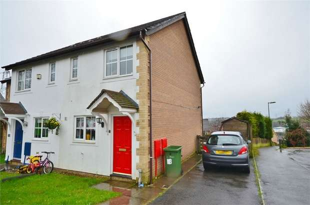 2 Bedrooms Semi Detached House for sale in Ramson Close, Penpedairheol, HENGOED, Caerphilly