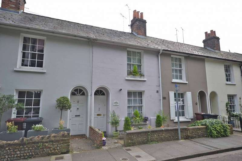 2 Bedrooms House for sale in Franklin Place, Chichester, PO19