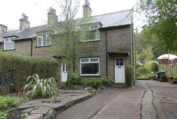 2 Bedrooms End Of Terrace House for sale in Meltham Road, Lockwood, Huddersfield