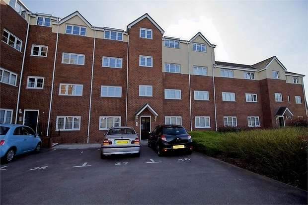 2 Bedrooms Flat for sale in The Waterfront, Exhall, Coventry, Warwickshire